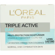 Triple Active Day Multi Protection Moisturiser 50ml