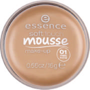 Soft Touch Mousse Make-Up 01 Matt Sand