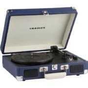 Cruiser Deluxe Turntable Blue