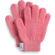Bath Gloves Pink