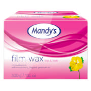 Microwaveable Peel-Off Film Wax Leg & Body 400g