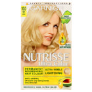 Nutrisse Ultra Color Nourishing Hair Colour Ultra Pure Blonde 1 Application