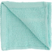 Face Cloth Sea Green