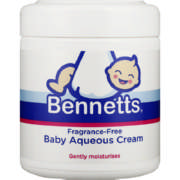 Fragrance Free Baby Aqueous Cream 500ml