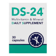 Multivitamin & Mineral Daily Supplement 30 Capsules