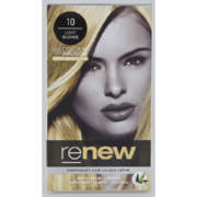 Colour Infusion Permanent Hair Colour Creme Light Blond 10