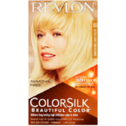 ColorSilk Permanent Hair Color Ultra Light Blonde 03