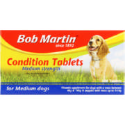 Condition Tablets For Medium Dogs 100 Tablets
