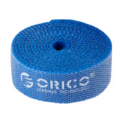 1 Meter Velcro Cable Ties Blue