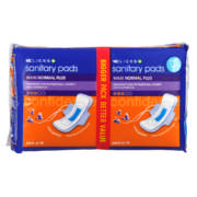 Maxi Normal Plus Sanitary Pads Pack of 20