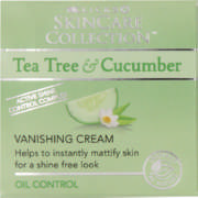 Tea Tree & Cucumber Vanishing Cream 50ml