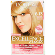 Excellence Creme Hair Colour Natural Frosted Blonde 1 Application