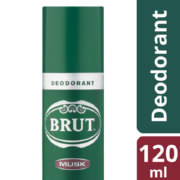 Body Spray Deodorant Musk 120ml