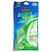 Household Gloves Aloe Vera Medium
