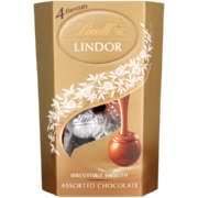 Lindor Irresistibly Smooth Assorted Chocolate 125g