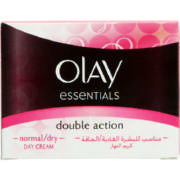 Essentials Double Action Day Cream 50ml
