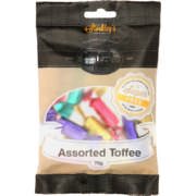 Sugar Free Assorted Toffee 70g