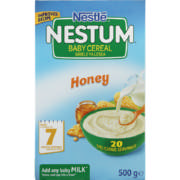 Nestum Baby Cereal Honey 500g