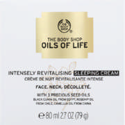 Oils Of Life Intensely Revitalising Sleeping Cream 50ml