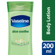 Intensive Care Body Lotion Aloe Soothe 200ml