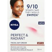 Perfect & Radiant Facial Day Cream 50ml