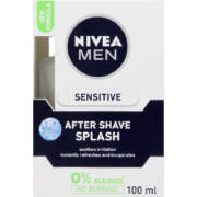 After Shave Splash Sensitive 100ml