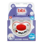 Soother Slicone I Love Mama 6-16M