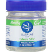Colloidal Silver Gel 110ml