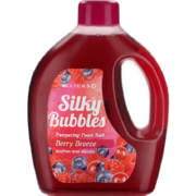 Silky Bubbles Pampering Foam Bath Berry Breeze 2 Litres