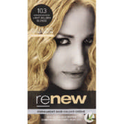 Colour Infusion Permanent Hair Colour Creme Light Golden Blonde 10.3