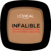 Infallible 24-Hour Powder Foundation Muscade Nutmeg 9g