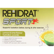 Sport Hydration Powder Lemon & Lime 6 Sachets