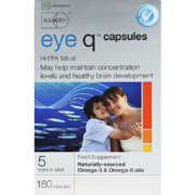 Eye Q Food Supplement 180 Capsules