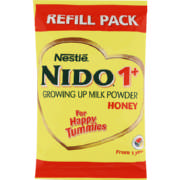 Nido Growing Up Milk Refill Pack 1 Plus With Honey 500g