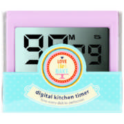 Digital Timer Metal Coat