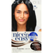 Nice'n Easy Permanent Hair Colour Natural Blue Black 1 Application