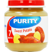 Second Foods Sweet Potato 125ml