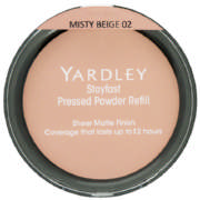 Stayfast Pressed Powder Refill Misty Beige 02 15g
