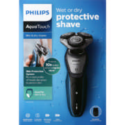 Aquatouch Electric Shaver  Wet And Dry