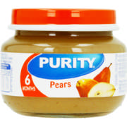 First Foods Pears 80ml