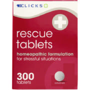 Rescue 300 Tablets