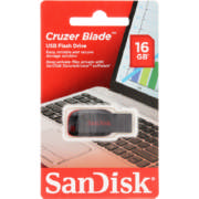 Cruzer Blade USB Flash Drive 16GB