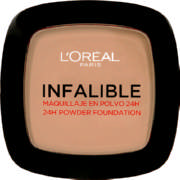 Infallible 24-Hour Powder Foundation Hazelnut 9g