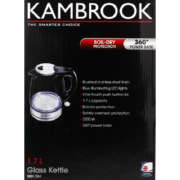 Glass Kettle 1.7 Litres