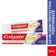 Total 12 Advanced Whitening Toothpaste 75ml