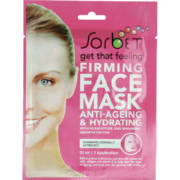 Firming Face Mask Anti-Ageing & Hydrating 1 Application