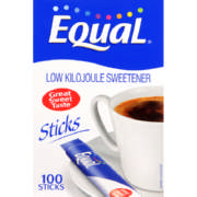 Low Kilojoule Sweetener 100 Sticks