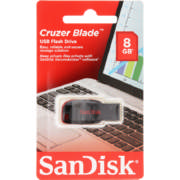Cruzer Blade USB Flash Drive 8GB