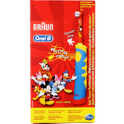 Kids Power Toothbrush Mickey Mouse