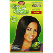 Olive Miracle Conditioning No-Lye Relaxer Super